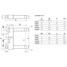 Gabelsensor WFM30-40P321