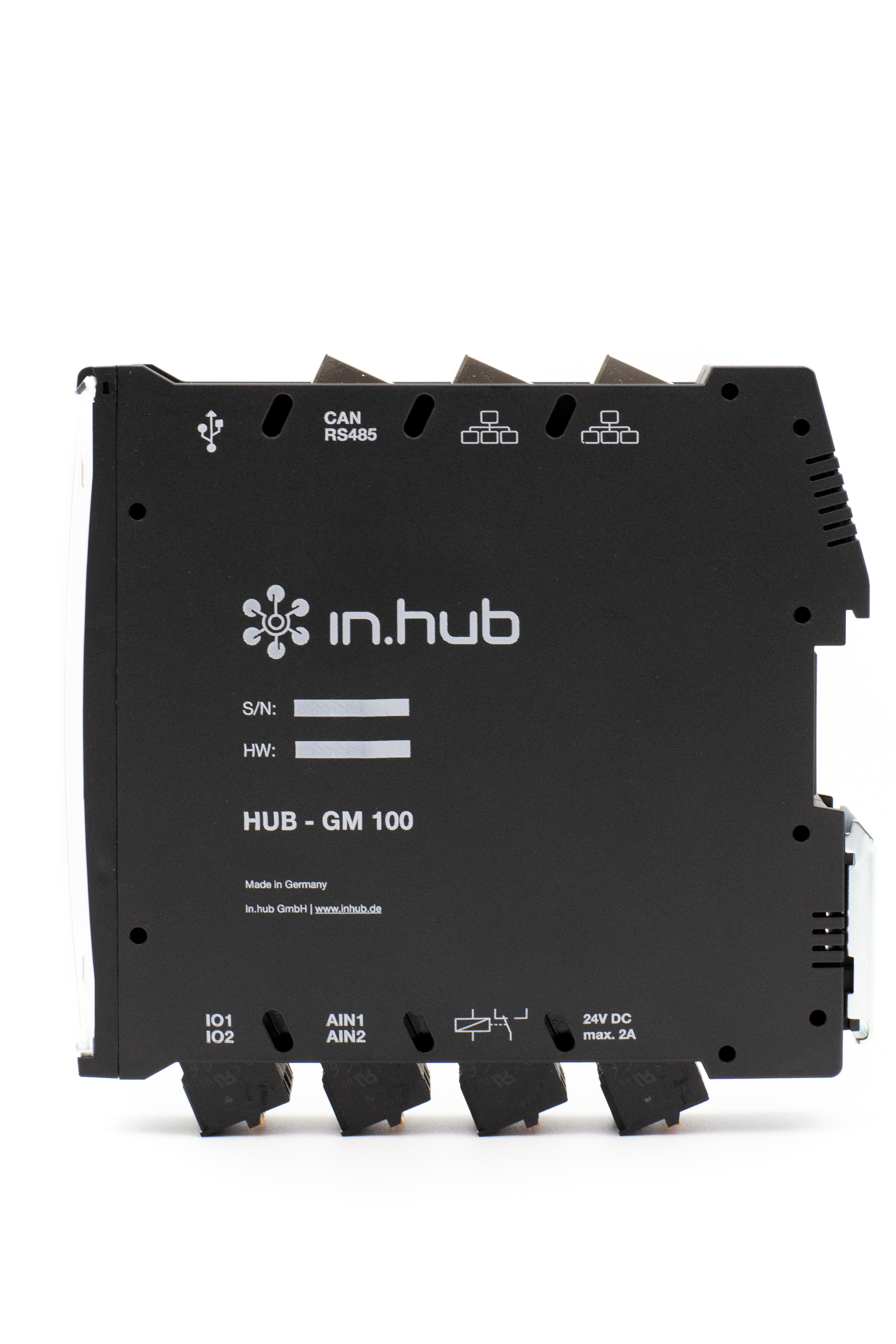 IIoT-Gateway HUB-GM100